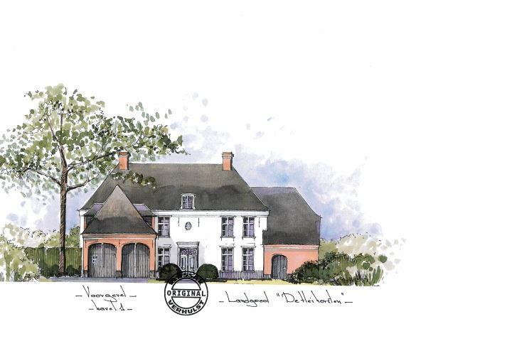 Nieuwbouwproject te koop someren landgoed 39 de for Funda landgoed