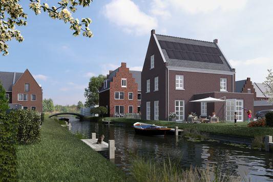De Oevers fase 3 - Randmeer (villa) (Bouwnr. 316)
