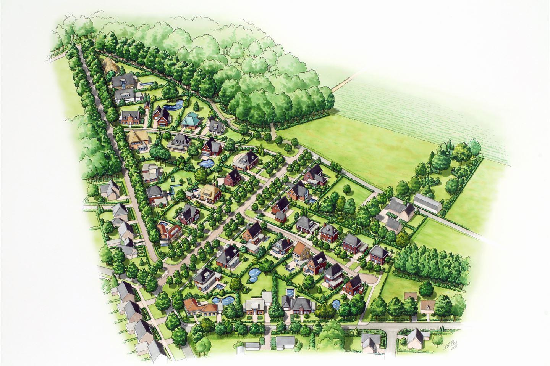 Bekijk foto 1 van Bergsche Bos kavel (Bouwnr. 23)