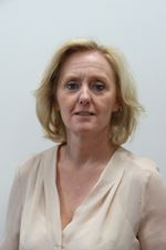 Patricia Van de Looverbosch (Office manager)