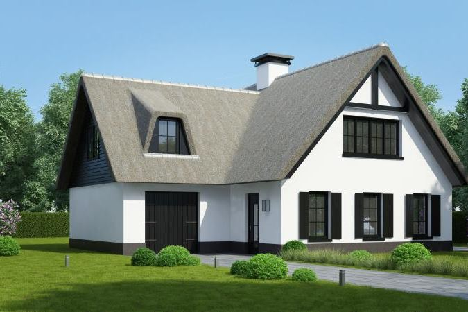 Verkocht buitengoed nieuwe warande deelplan i 5012 tg for Nieuwe woning bouwen