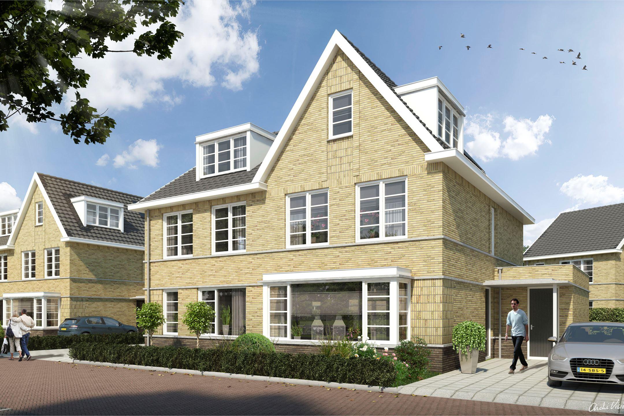 Huis te koop nieuwbouw woolderpark helft van dubbel for Dubbel woonhuis te koop