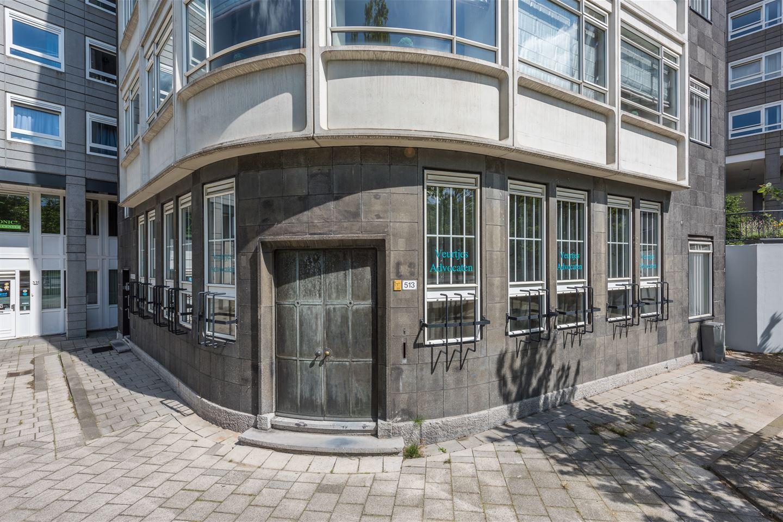Rotterdam zoek verhuurd goudsesingel 513 3032 en for Te huur huizen in rotterdam