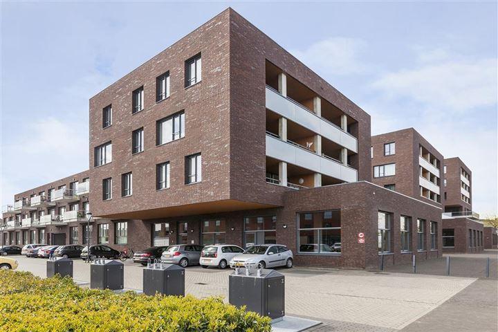 Vivaldiplein 1 t/m 89 - Appartementen