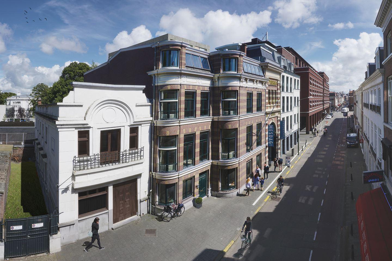 Nieuwbouwproject te koop de mesdag appartementen funda for Nieuwbouw den haag