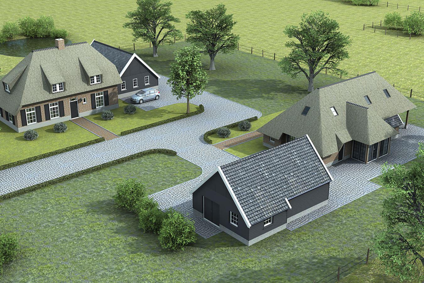 Huis te koop grote drijfweg 18 b 7241 nn lochem funda for Funda woonboerderij twente