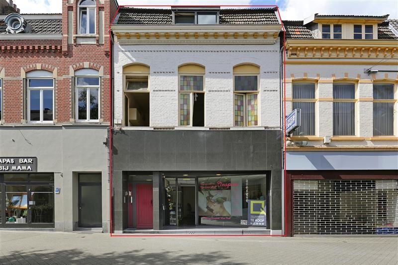 Bekijk foto 1 van Oranje Nassaustraat 17 -17A