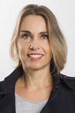 Rachel Tramper (Office manager)