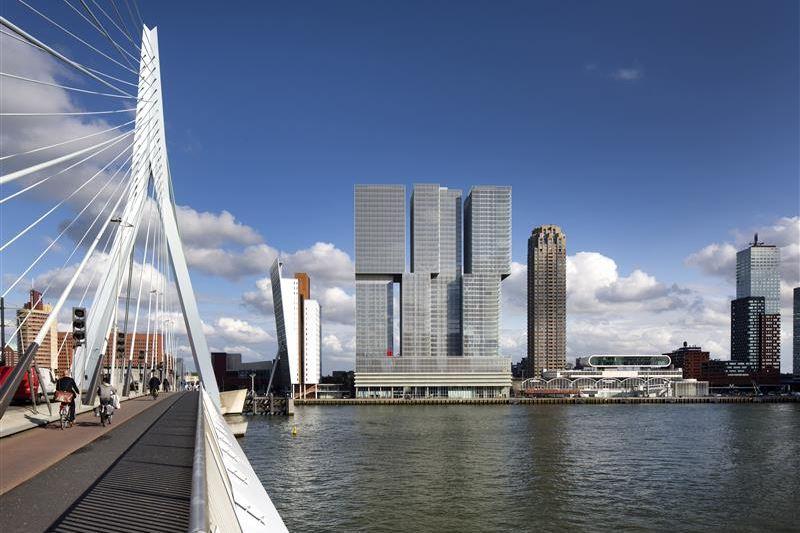 Kantoor Rotterdam | Zoek kantoren te huur: Wilhelminakade ...