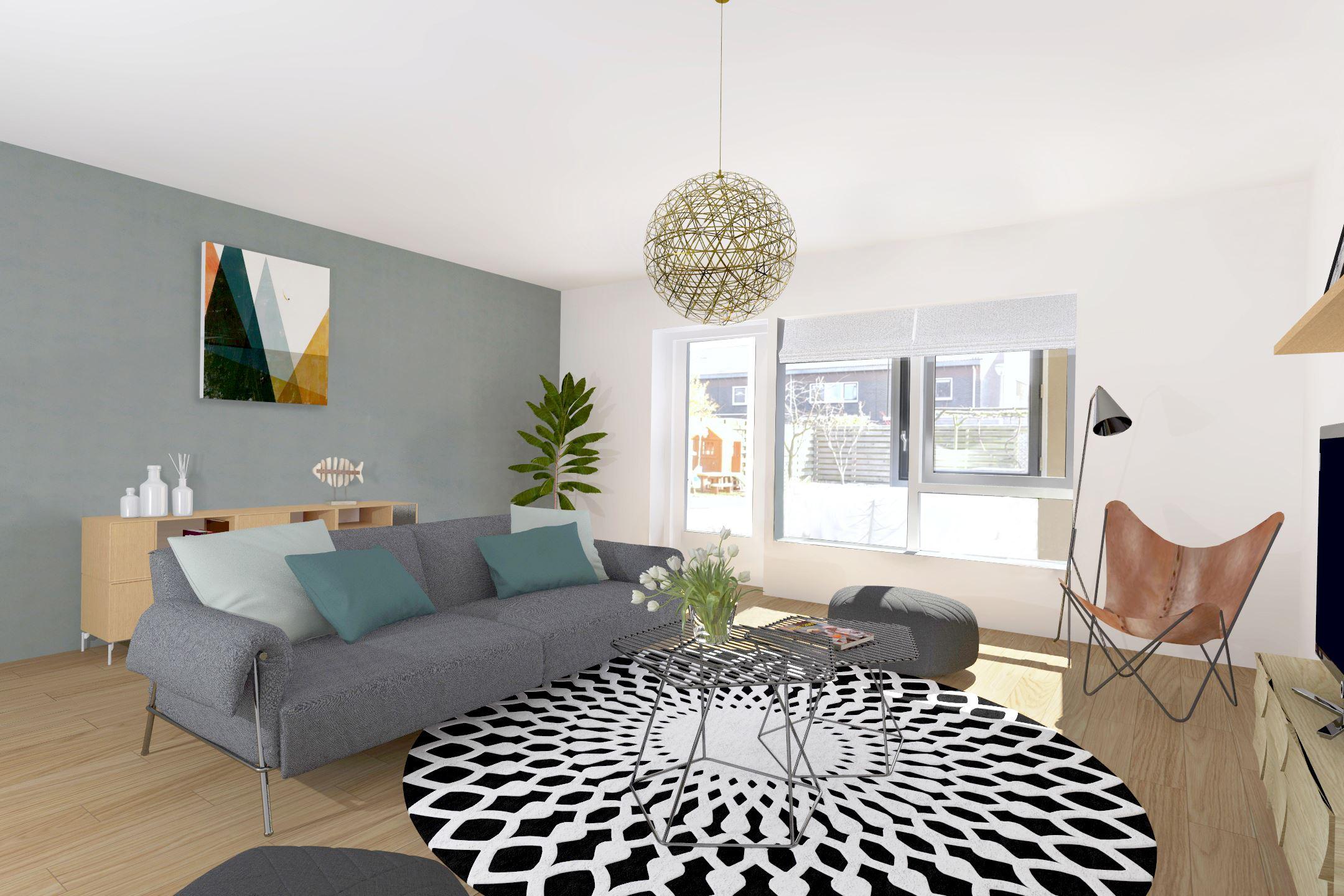 Huis te koop aletta jacobsweg 56 9408 am assen funda for Praktische indeling huis