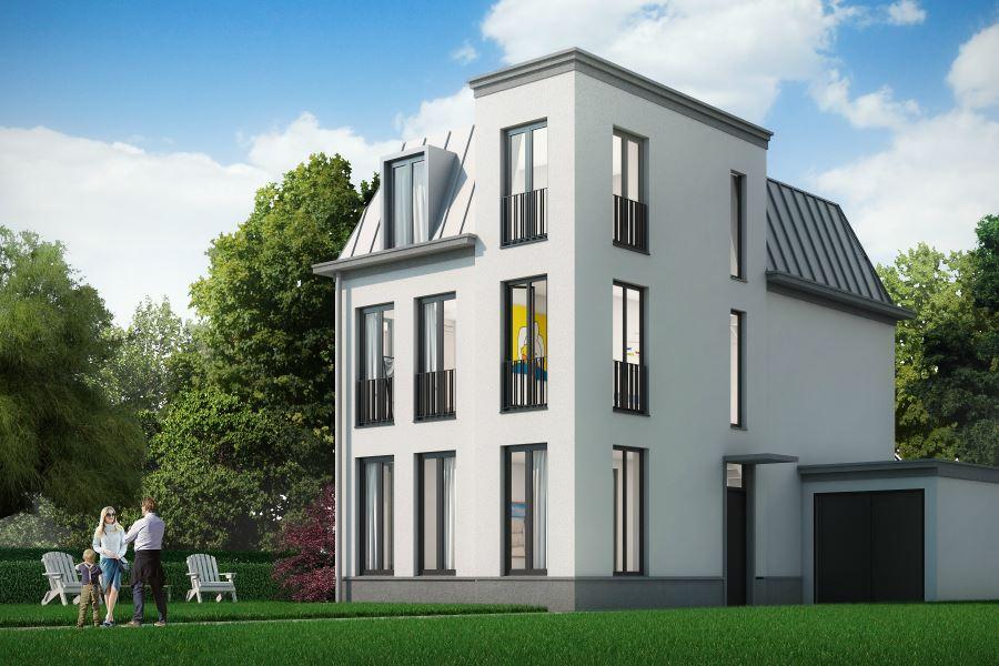 Huis te koop abdis johannastraat bouwnr 7 2544 nt den for Funda den haag koop