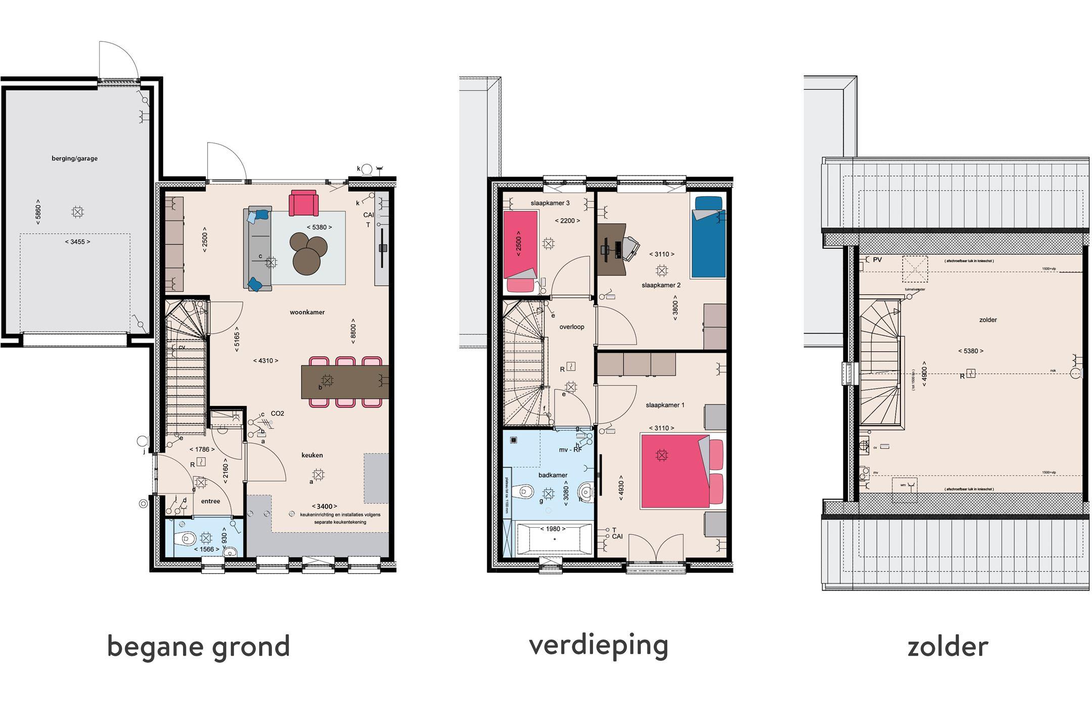 huis te koop gastels buiten alexia bouwnr 9 4750 ba oud