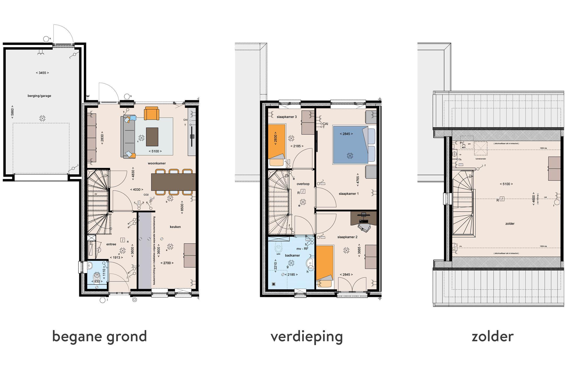 huis te koop gastels buiten ariane bouwnr 11 4750 ba oud