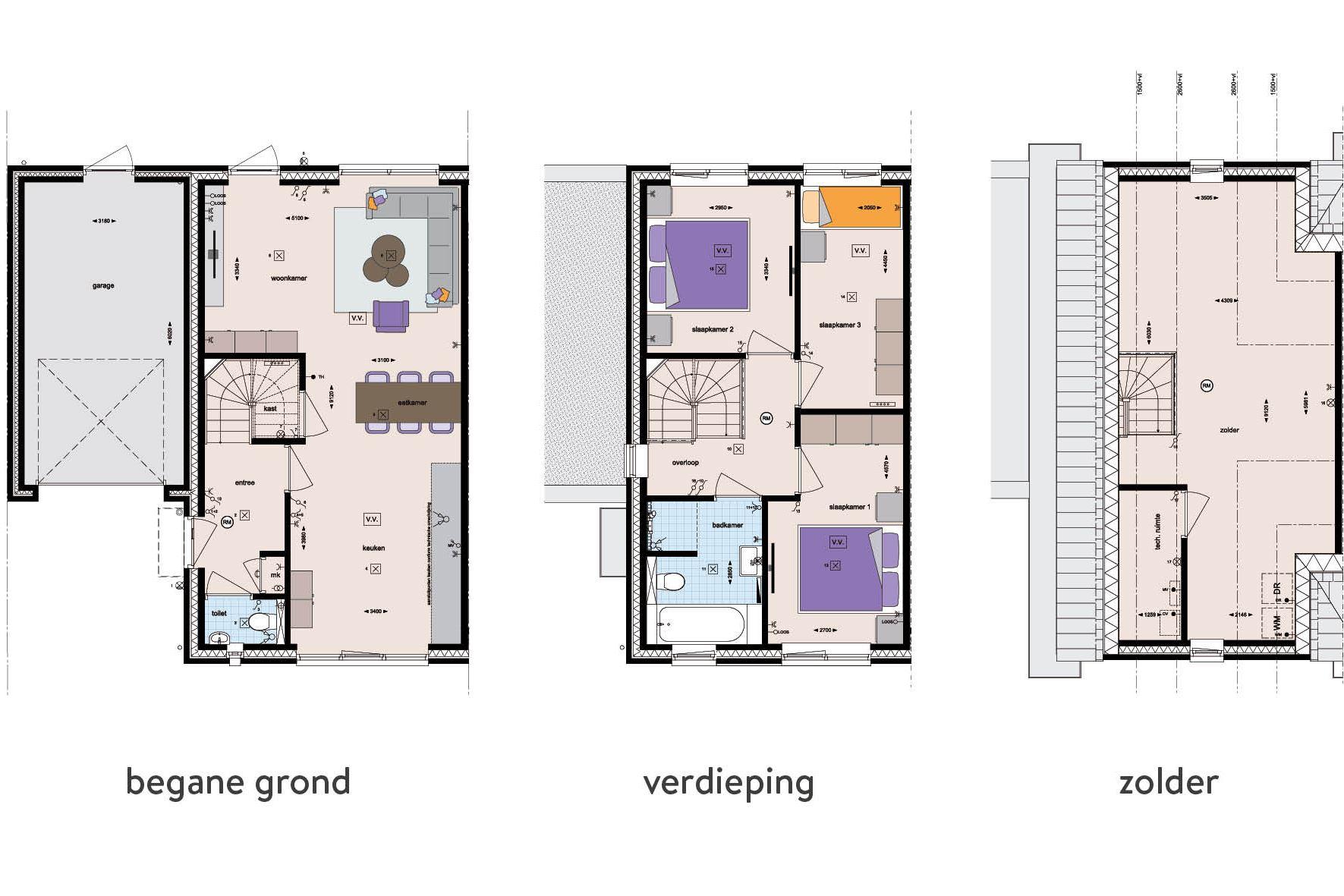 huis te koop gastels buiten margriet bouwnr 7 4750 ba oud