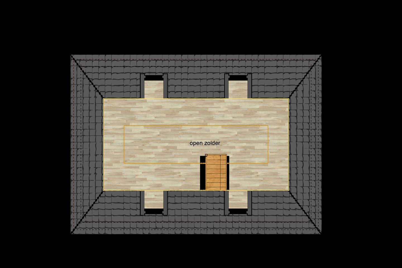 Bekijk foto 5 van bouwnummer (Bouwnr. 4)