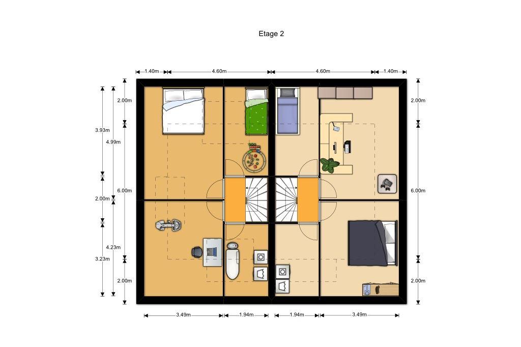 Bekijk foto 5 van bouwnummer (Bouwnr. 1)