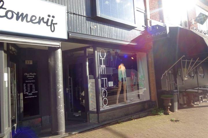 Bergse Dorpsstraat 31, Rotterdam