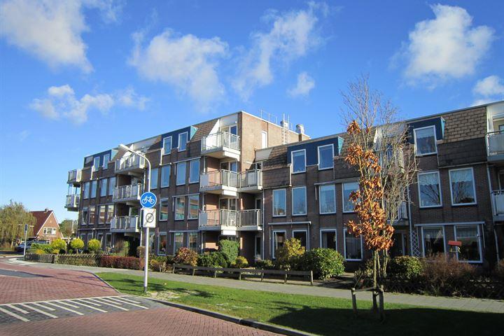 Schutstraat 93 t/m 137a appartementen