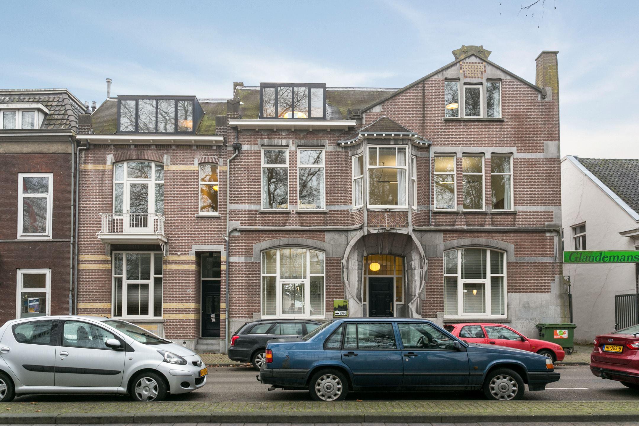 Verkocht: Wilhelminapark 25 -25a 5041 EB Tilburg [funda] Hornstraat 25 Tilburg