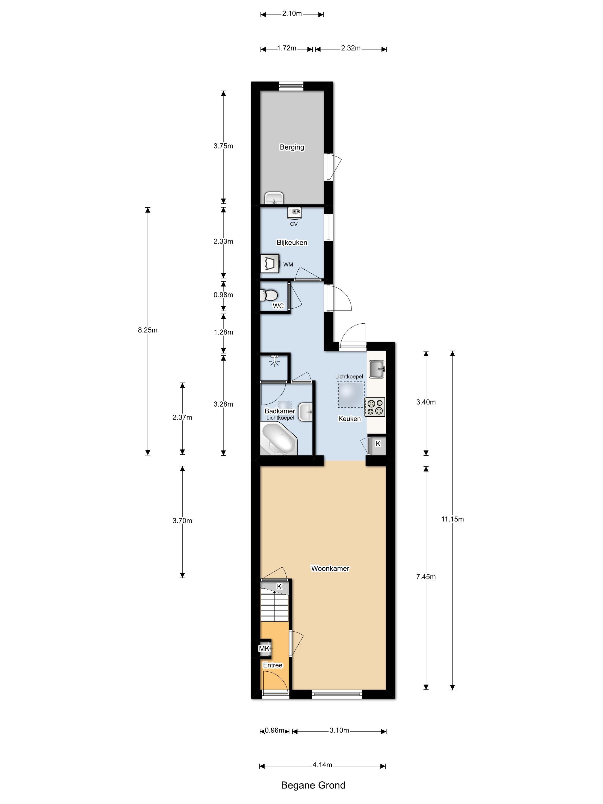 huis te koop horndijk 19 4141 ma leerdam funda
