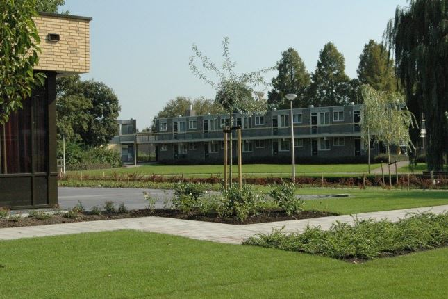 """Appartementen:Prins Bernhardlaan 3 t/m 85 """"Oranjepark '"""