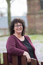 Gretina Keekstra (Office manager)
