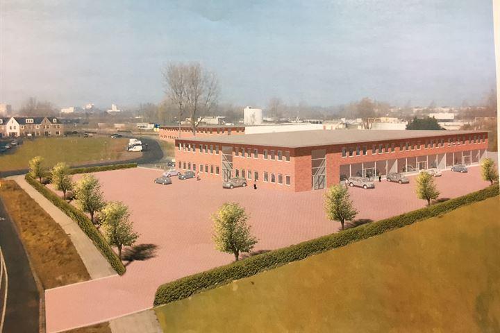 Hallenweg 3, Leiden