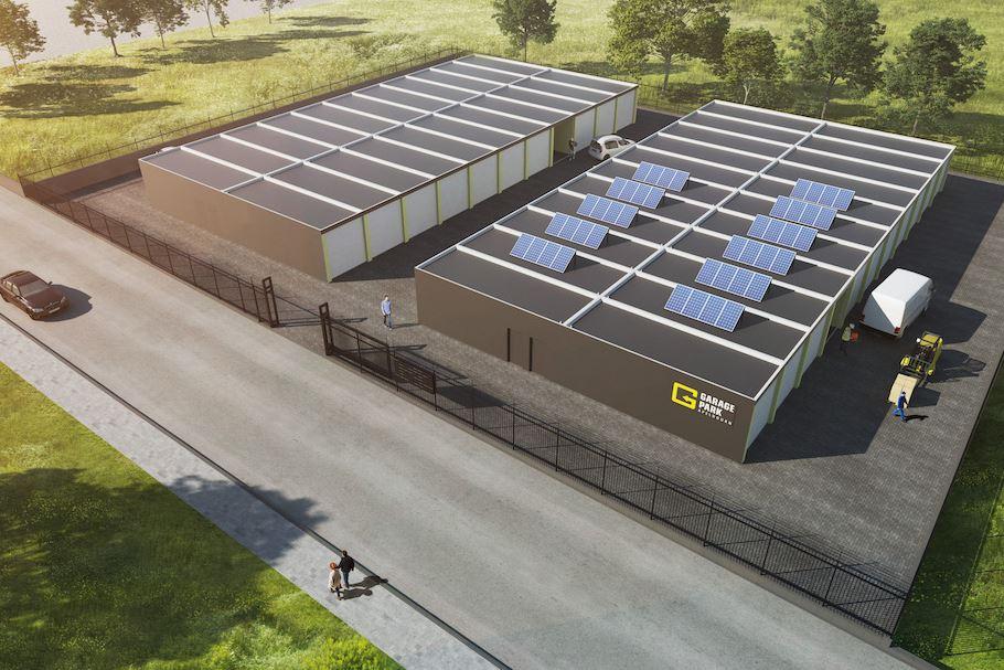 Bekijk foto 1 van Garagepark Apeldoorn XXL