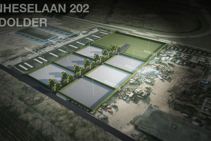 Fornheselaan 202-204, Den Dolder