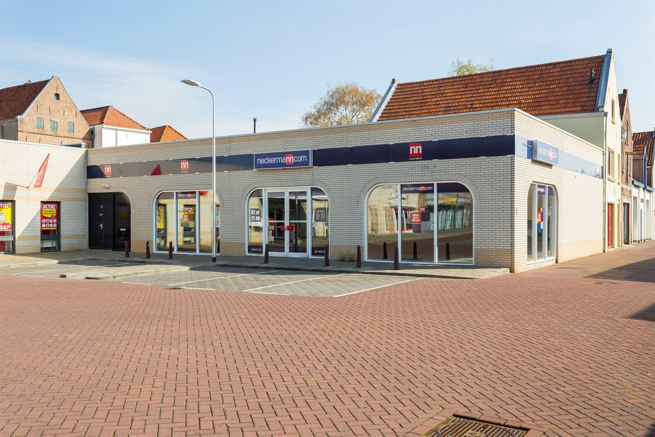 Winkel zutphen zoek winkels te huur donkeresteeg 43 for Funda zutphen