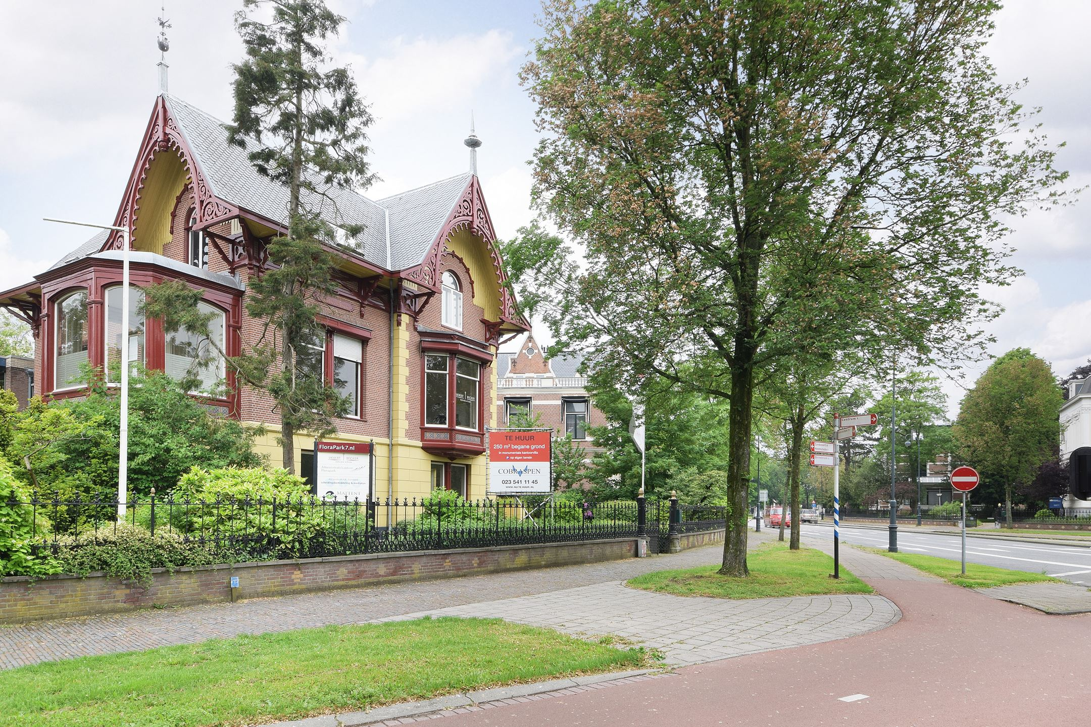 Haarlem zoek verhuurd florapark 7 2012 hk haarlem for Funda haarlem centrum