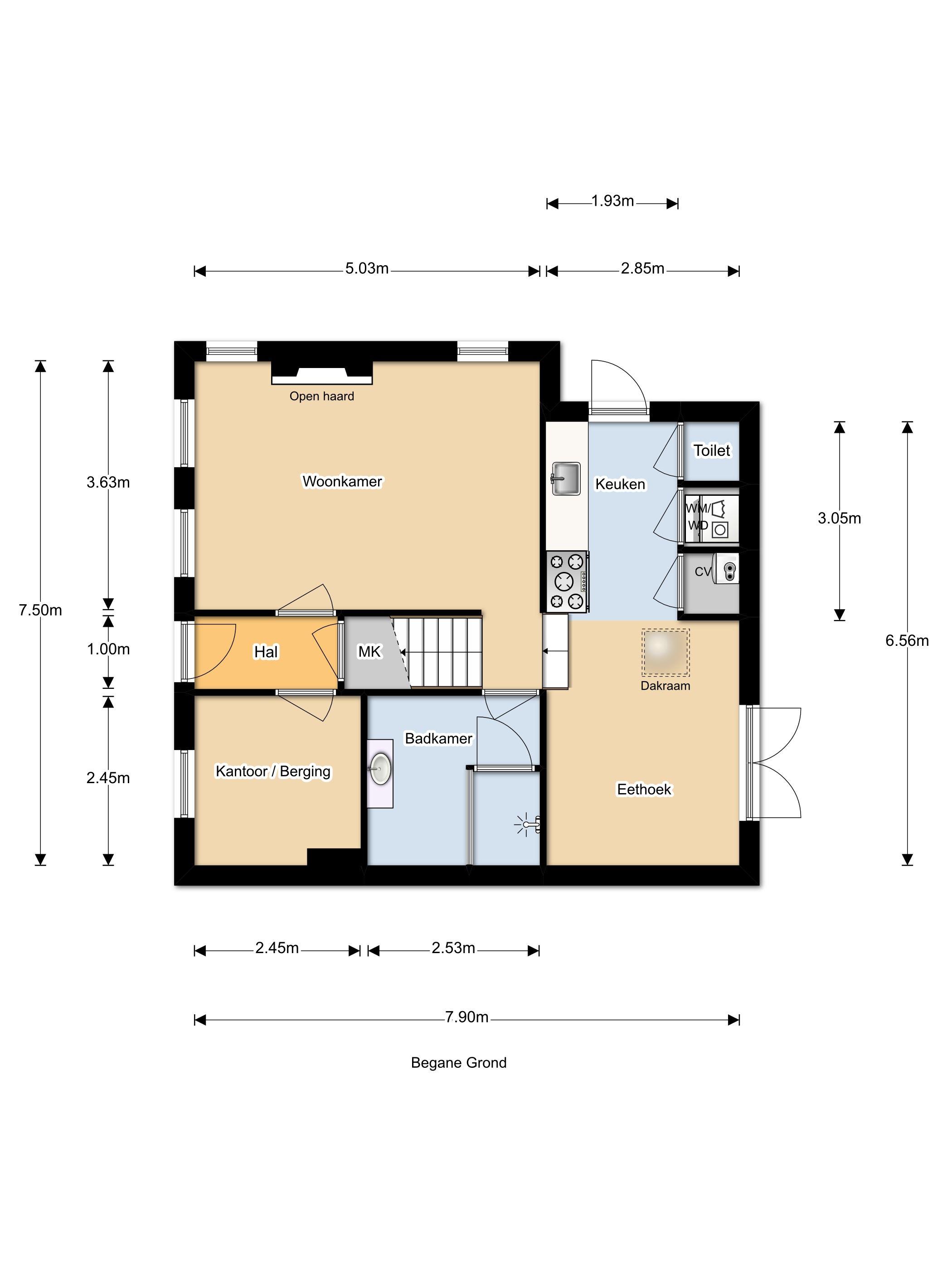 huis te koop achterstraat 20 4147 ac asperen funda