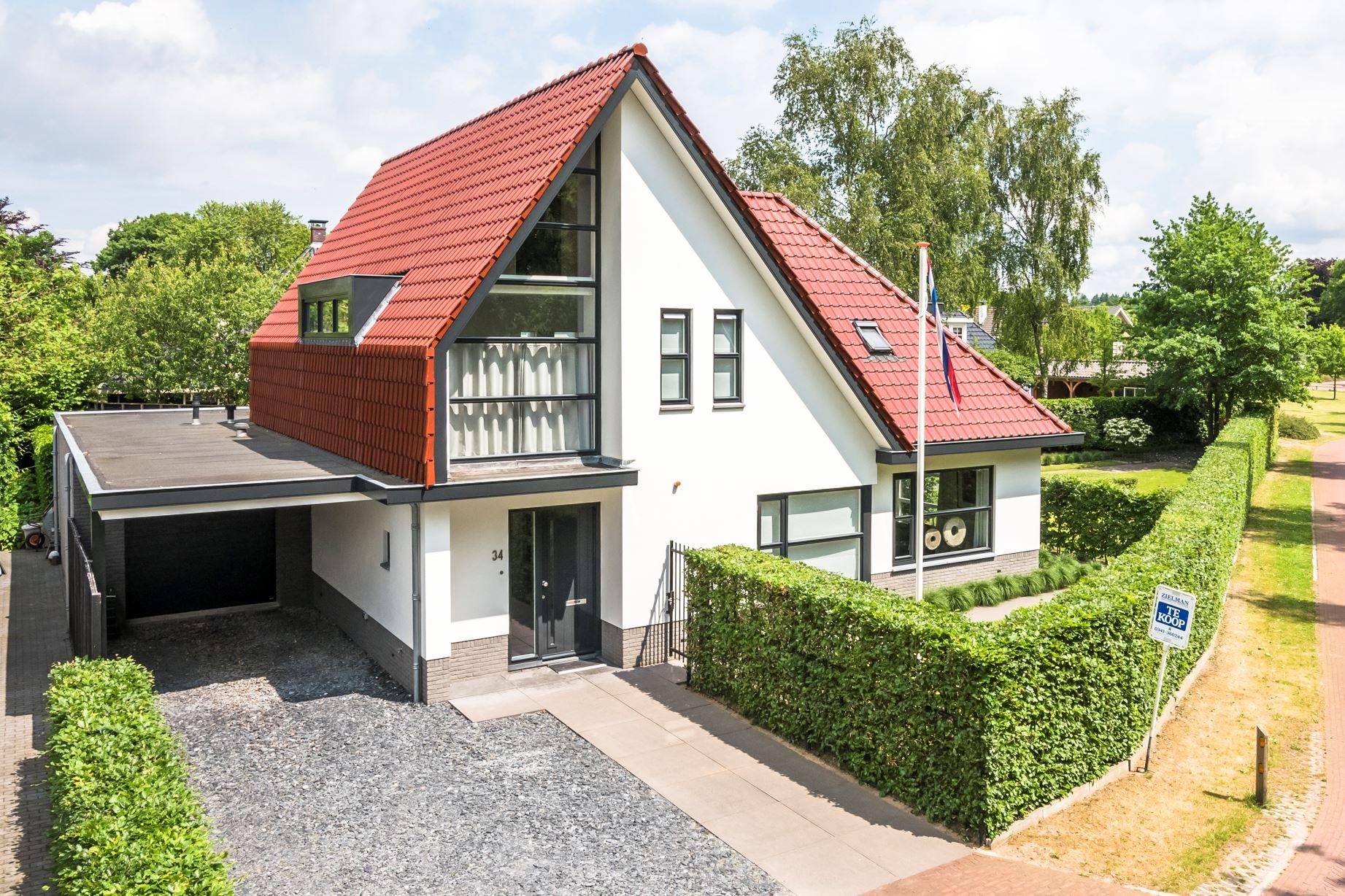 Huis te koop sprielderhout 34 3881 pt putten funda - Fotos eigentijdse huizen ...