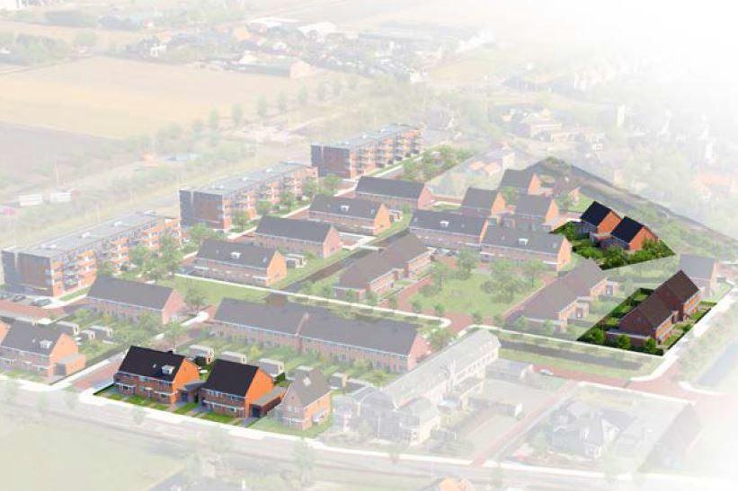 Engelse Tuin Voorhout : Verkocht: twee onder een kap windsor d fase 5 bouwnr. 54 2215 kv