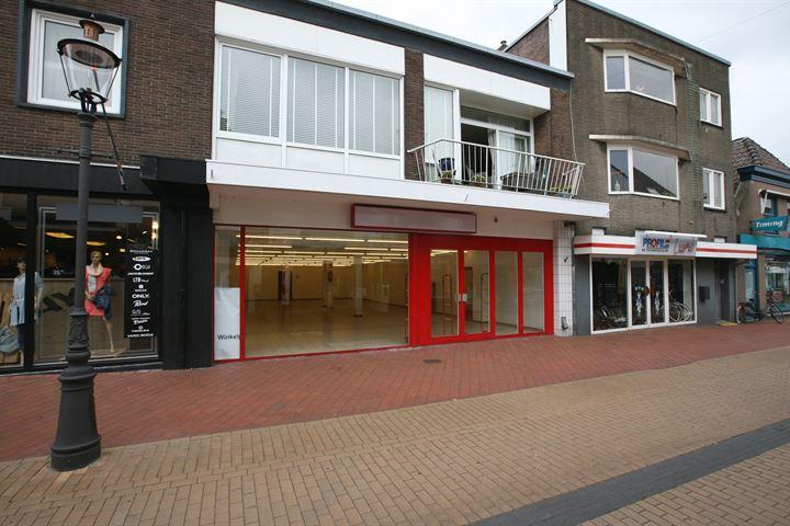 Bentheimerstraat 13, Coevorden
