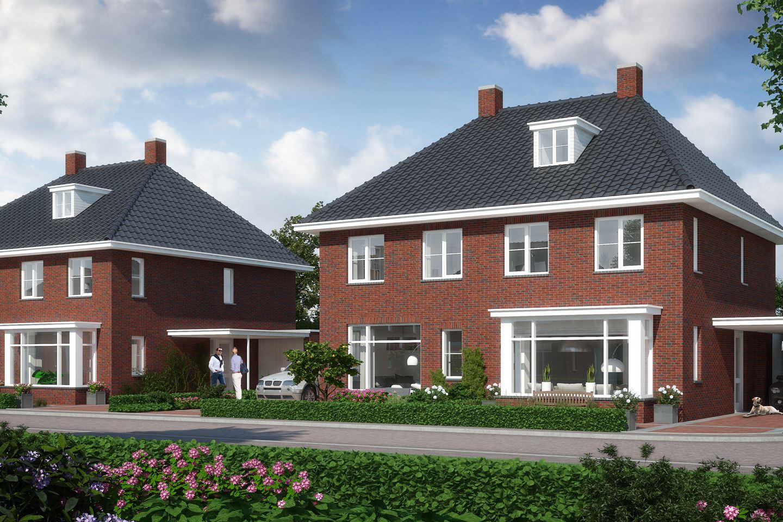 Nieuwbouwproject te koop broekgraaf 2 1 kap en for Verkoop huizen