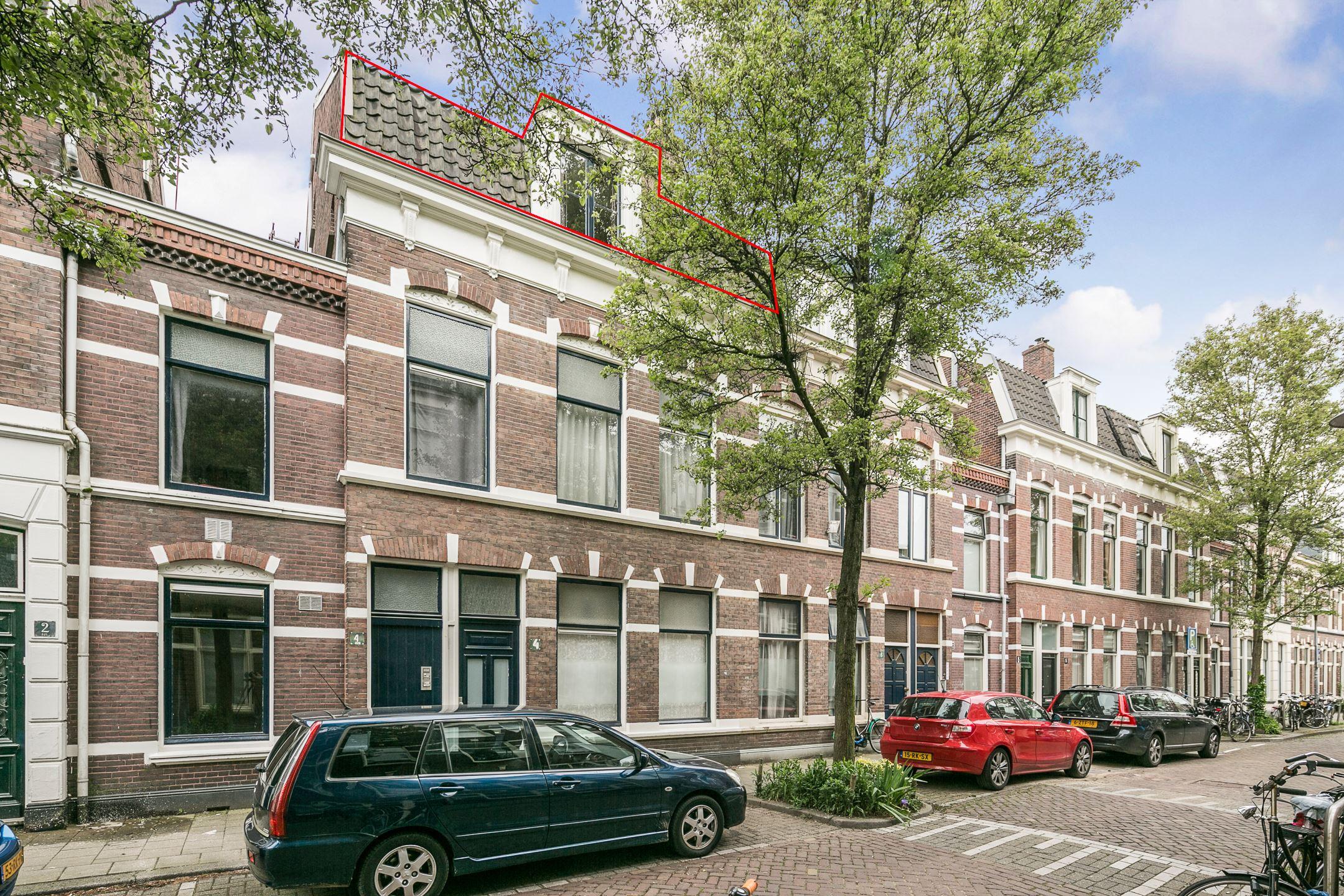 Appartement te koop singelstraat 4 4bis 7 3513 bn utrecht for Funda utrecht