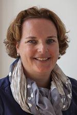 Martine de Jonge (Office manager)