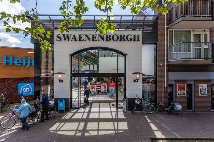 de Swaenenborgh 19-23, Meppel