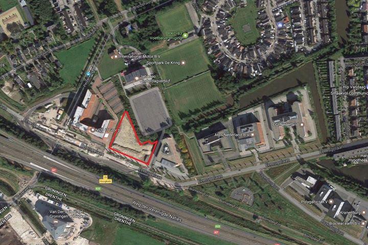 Eemsgolaan, Groningen
