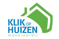 Klik op huizen makelaardij
