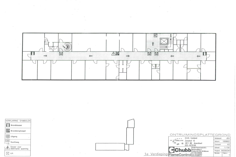 Kantoor Amersfoort | Zoek kantoren te huur: Zonnehof 10 3811 ND ...