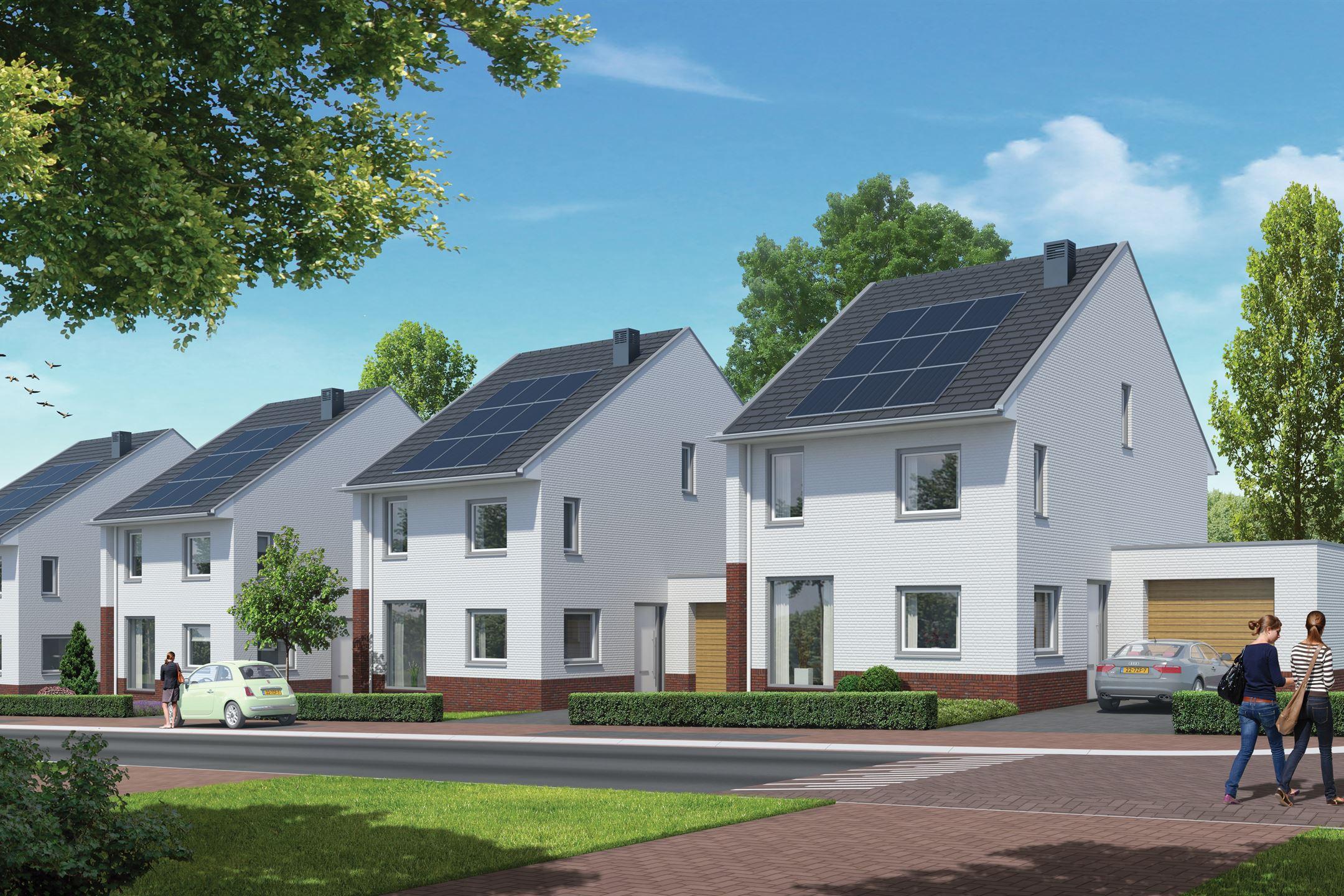 Verkocht bouwnummer w bouwnr 13 6235 bz ulestraten funda - Stad geschakelde ...