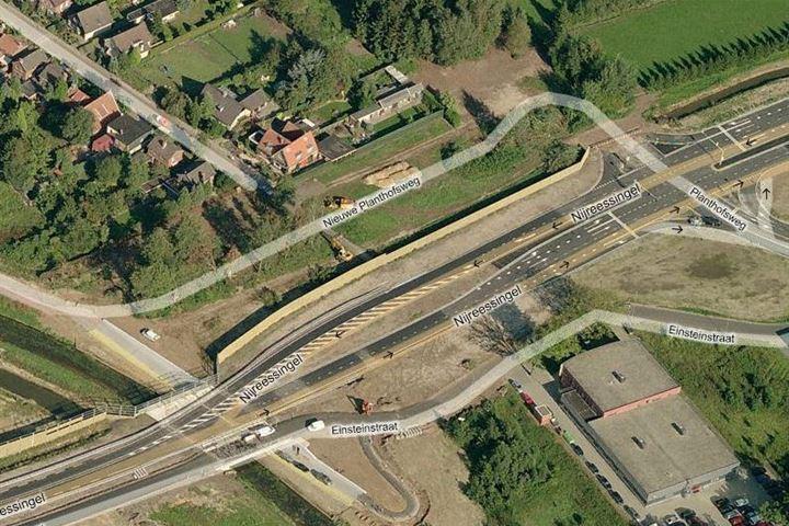 Nieuwe Planthofsweg, Almelo