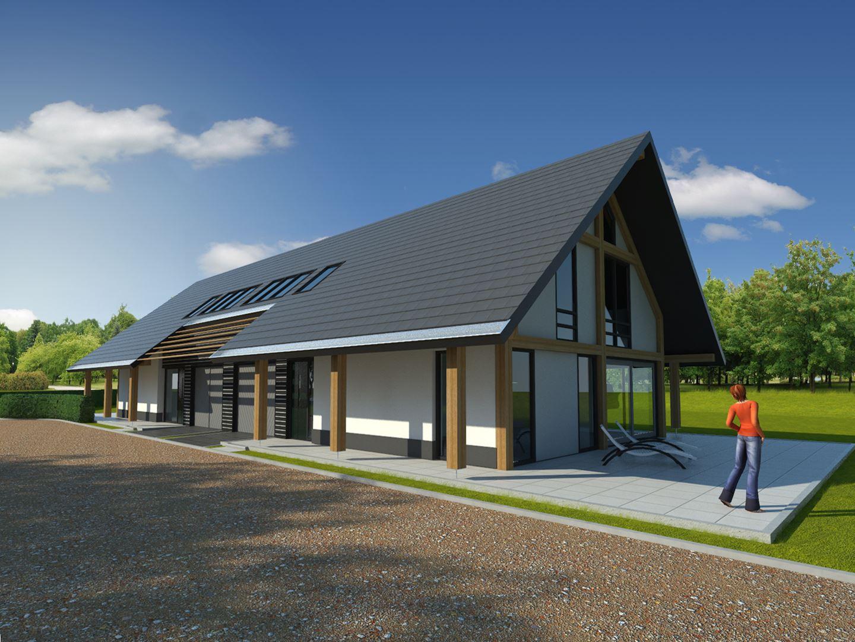 Bouwgrond te koop de hoght bouwnr 1 7576 pe oldenzaal for Wat kost eigen huis bouwen