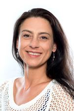 Sharda Klootwijk (Office manager)