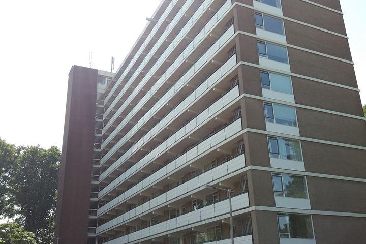 Kluizeweg te Arnhem 3-kamer appartementen