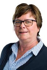 Annet Dinkla-Verspiek (Office manager)