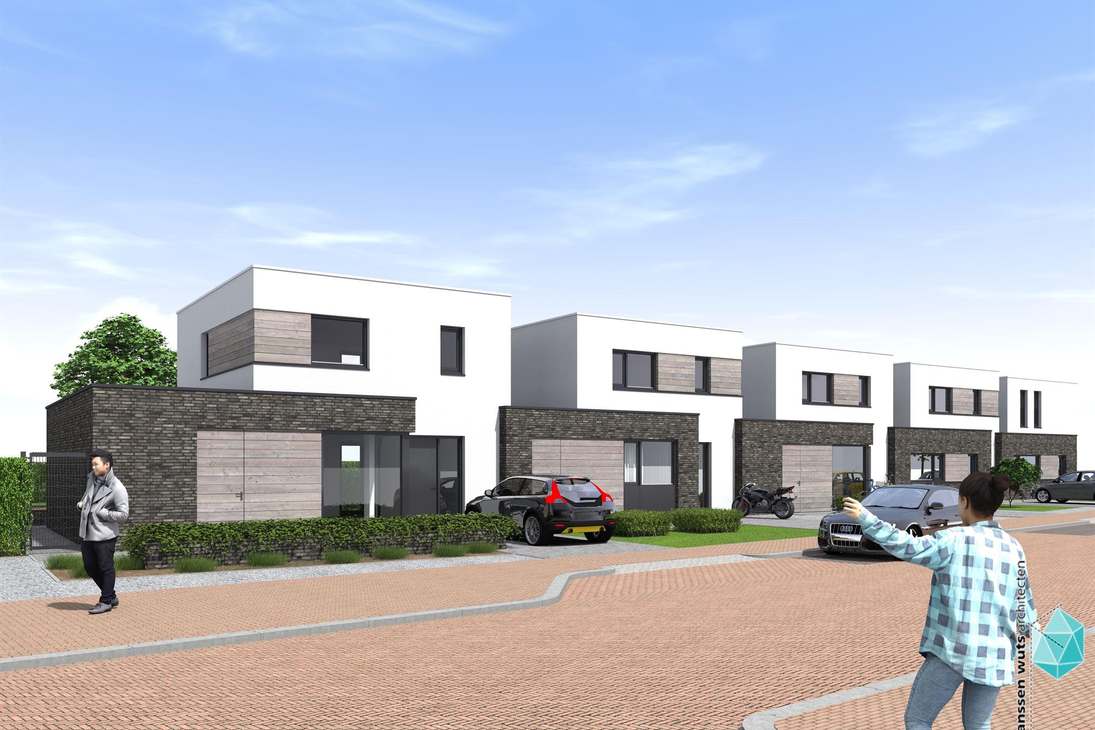 Nieuwbouwproject te koop: 5 woningen kloosterstraat herkenbosch [funda]