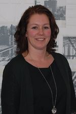 Monique van der  Meer  (Office manager)